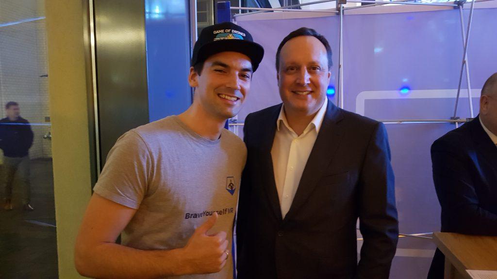 Markus Haas, CEO von Telefonica Deutschland